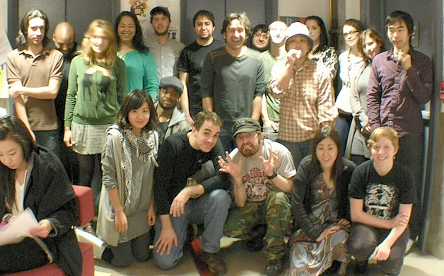 MAKE class at Parsons produces awesome DIY projects