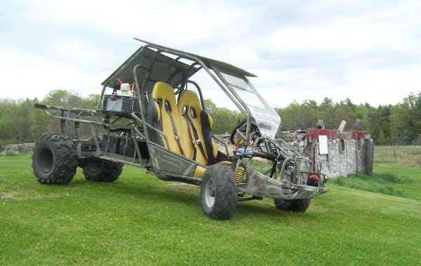 Alt.Transportation: Dune buggy electrical conversion