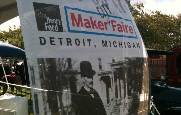 Maker Faire Detroit Isn't Too Far Away