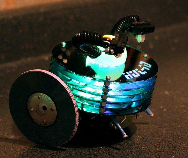 Make: Robot Build: Robot round-up