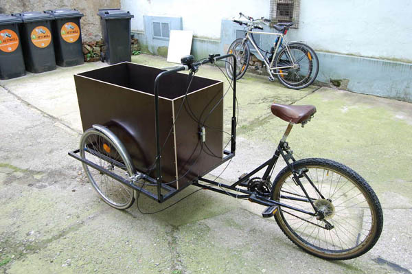How-To: Build a cargo bike