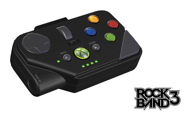 Rock Band 3 to offer MIDI input – custom controllers anyone?