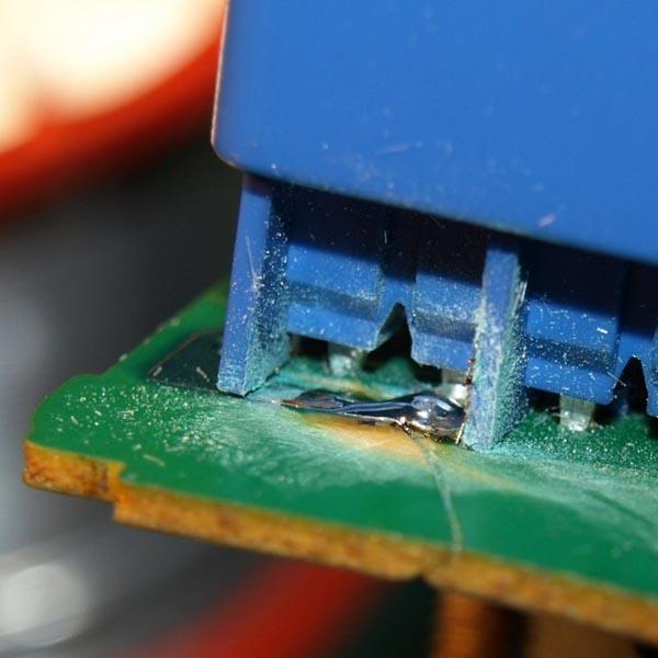 Repairing switches