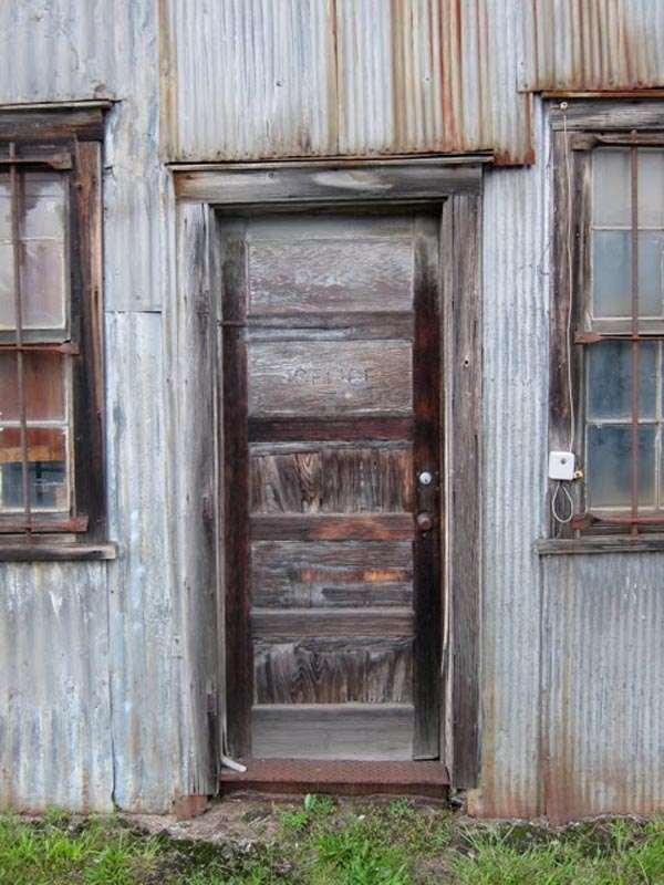 Embracing decay at Sid's Machine Shop