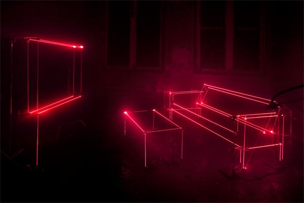 Laser living room set