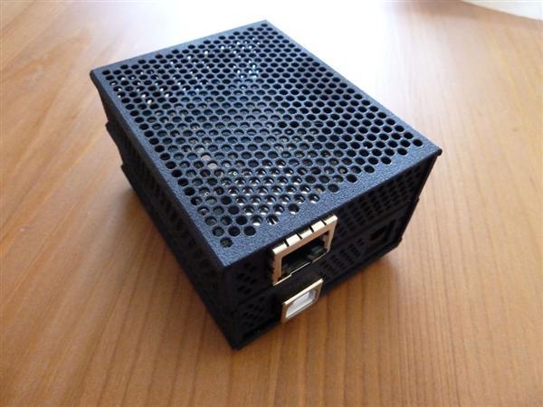 Modular stackable Arduino enclosure