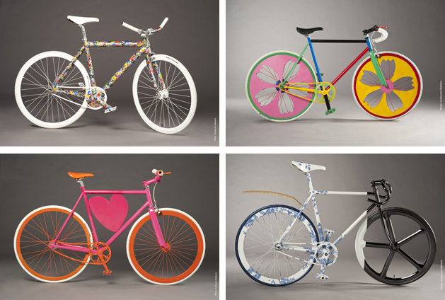 Be Cycle & Fashion: Custom Bikes for Charity