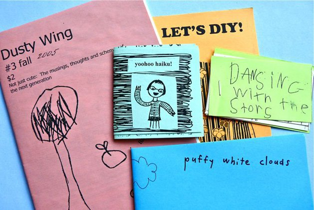 How-To: Zine-Making for Kids