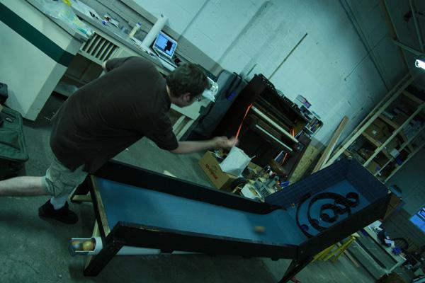 Maker Faire Detroit: Arduino Skeeball interview