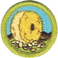 A merit badge for making?