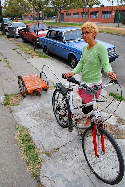 How-To: No -Weld Bike Trailer
