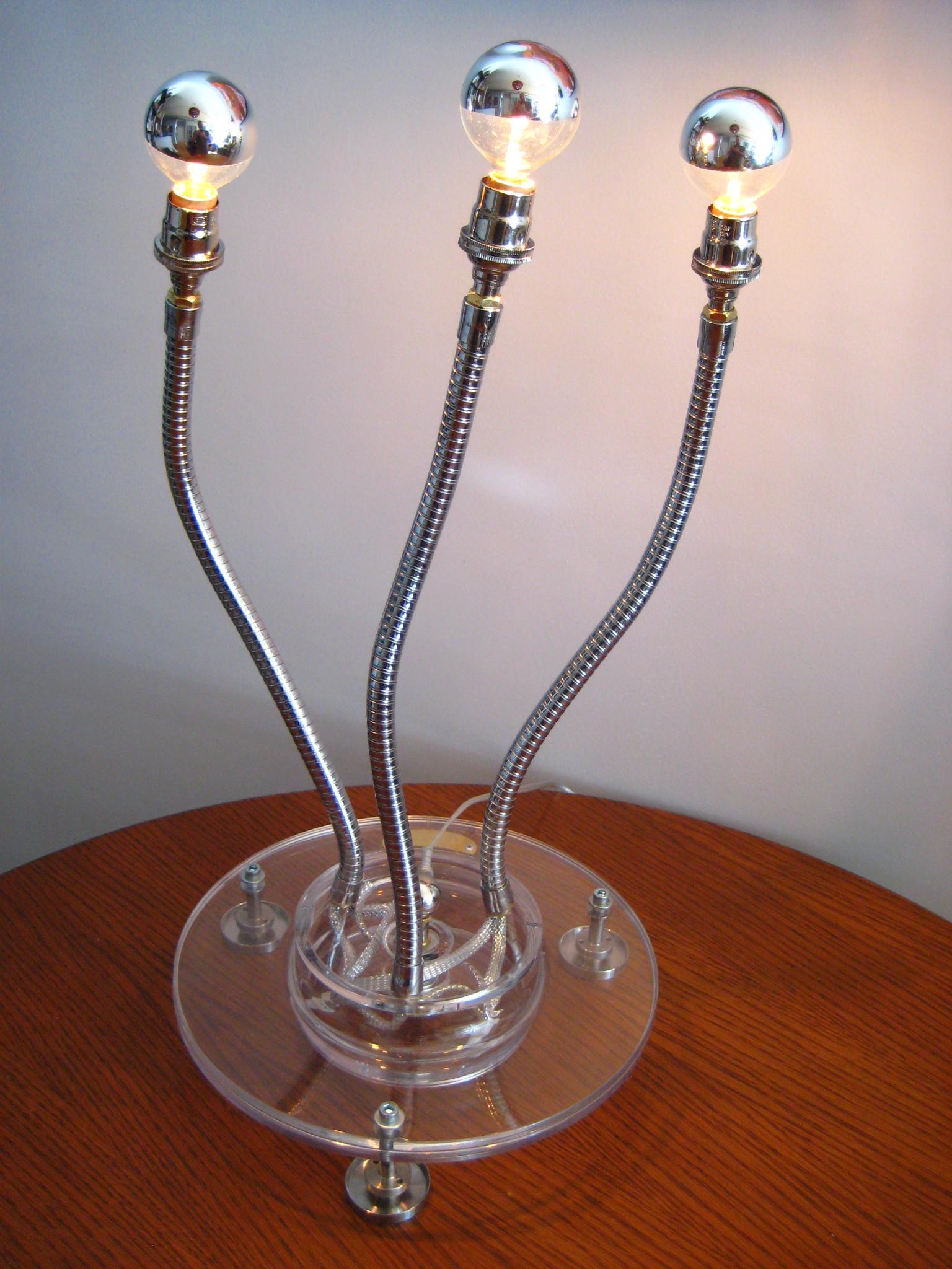 Robolux art lamps