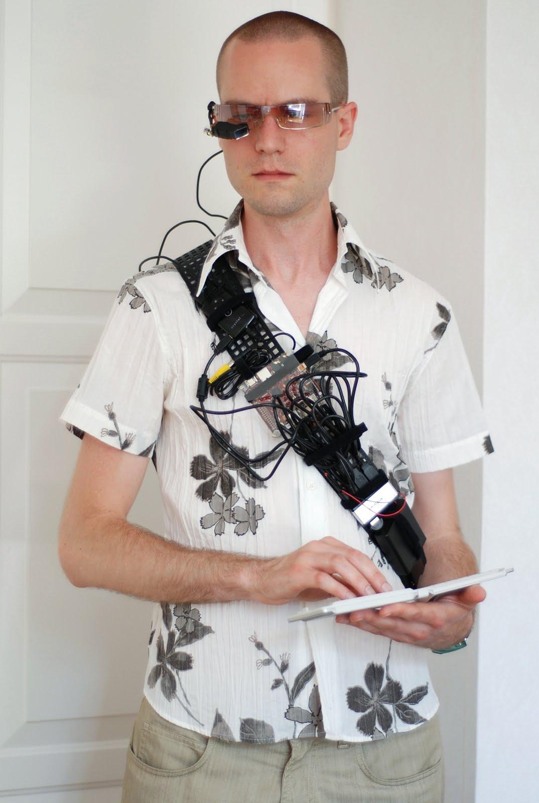 DIY wearable computer