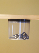 Weekend Project: CD/DVD Parts Container