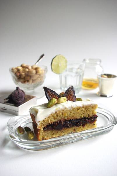 Ming Thompson's Layer Cake Recipe