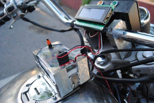 Arduino + Motorcycle = Motoduino!