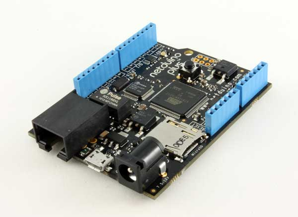 World Maker Faire NY exclusive: Netduino Plus with Ethernet and SD card support