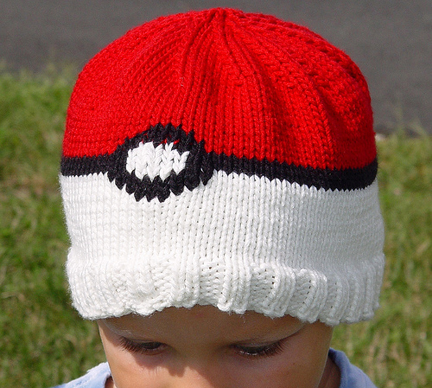 Pokémon Knitting and Crochet Patterns