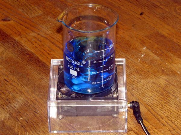 Make: Projects – Homebrew stirplate