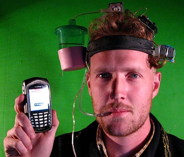 Pavlov's cell phone