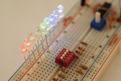 The Bright Ideas Behind LED's
