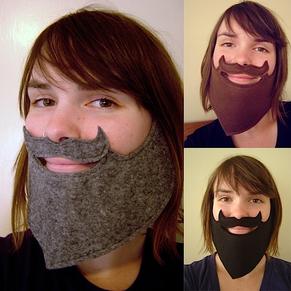 How-To: Make a fake beard