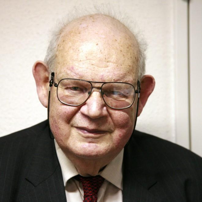 R.I.P. Benoît Mandelbrot, 1924-2010