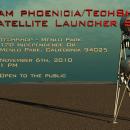 Team Phoenicia/TechShop Nanosat Launcher Challenge Seminar