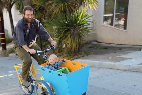 Onya Cycles cargo bikes