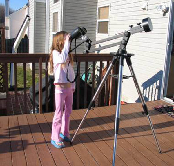 Teaching kids science and Shanni Prutchi's radio astronomy paper