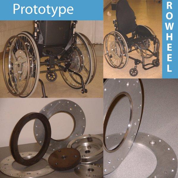 Building a better wheelchair