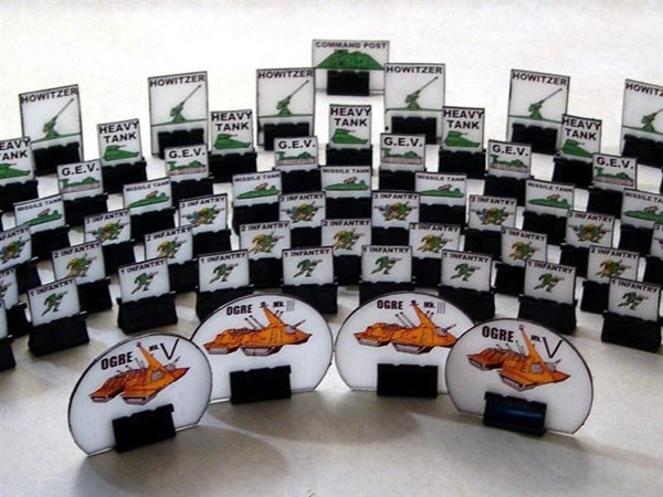 Make: Projects – Shrink-film gaming minis
