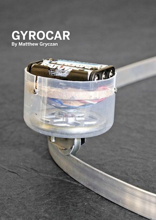 Weekend Project: Gyrocar (PDF)