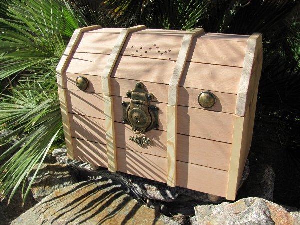 AVR treasure chest