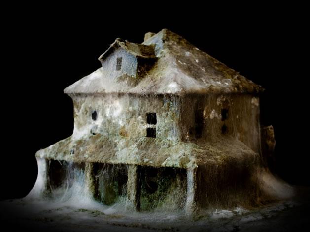 "Daniel Del Nero's ""After Effects"" Molding Buildings"