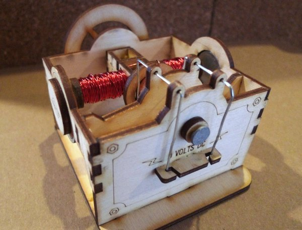 DIY electric motor kit