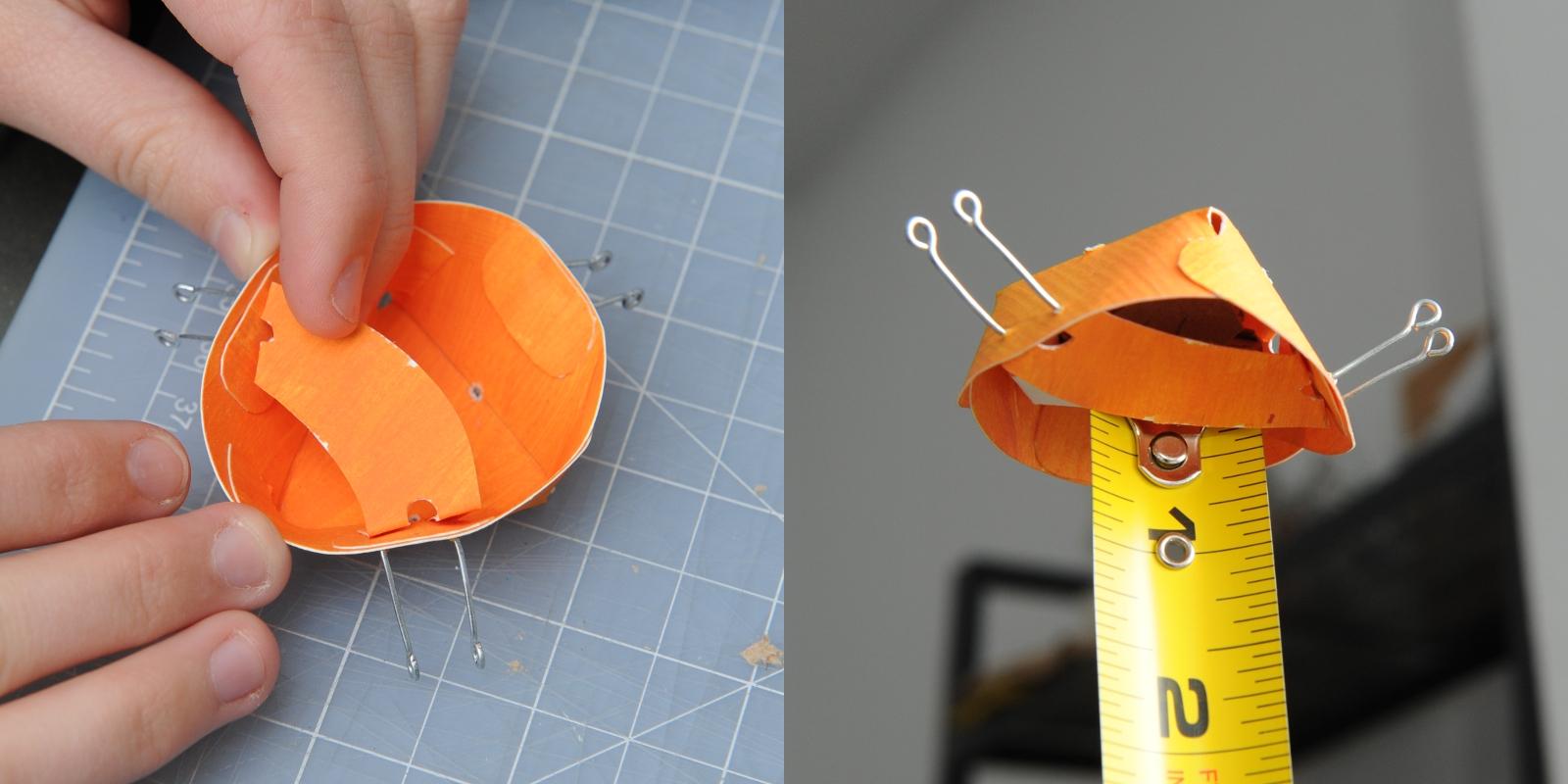 Make It Last Build Series: Papercraft flower