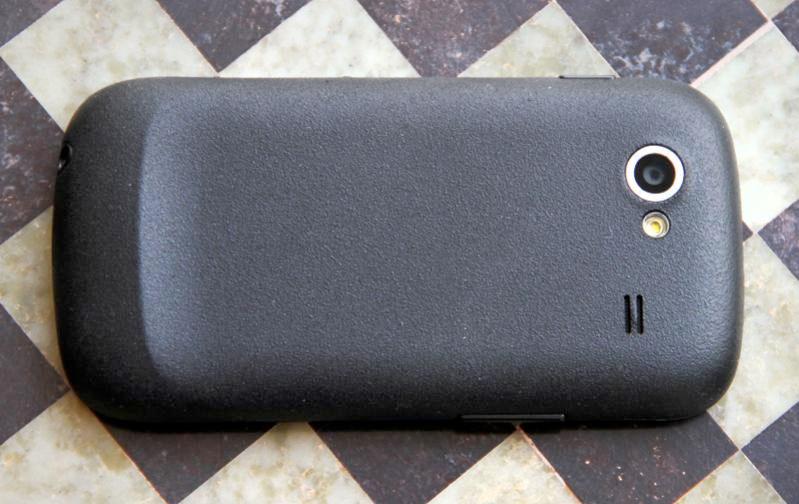 Nexus S soft-touch mod
