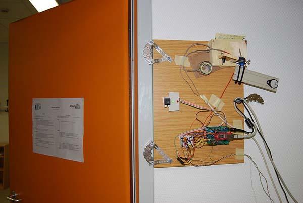 Open Door hackathon
