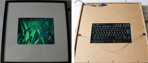 Repurpose an old laptop as a digital picture frame
