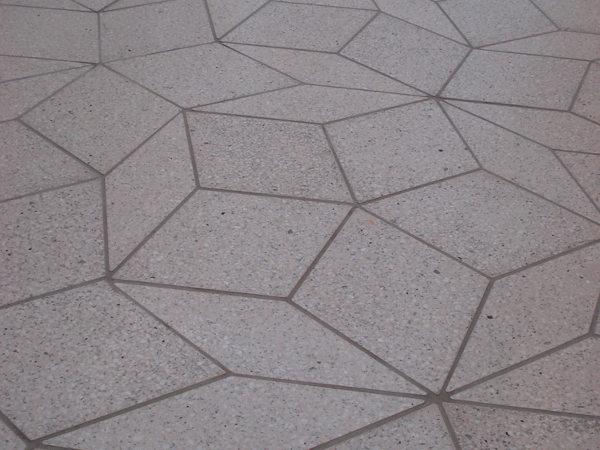 Penrose tile floors