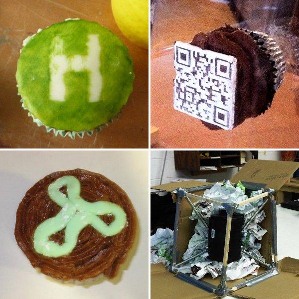 Global hackerspace cupcake challenge update