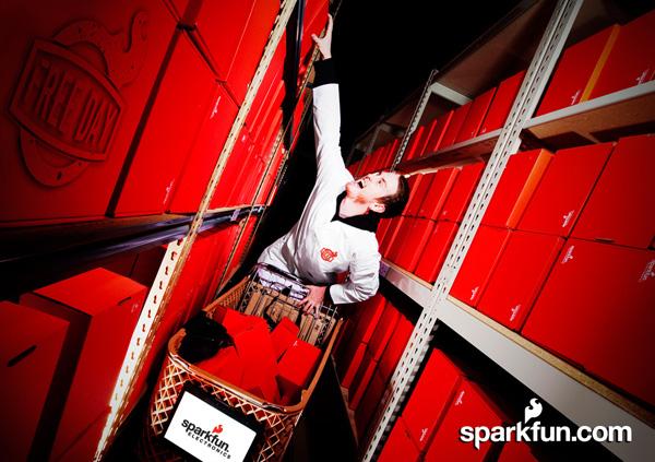 SparkFun Free Day returns