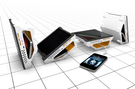 Solar Vox on Kickstarter