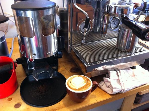 Espresso Machine Brain Repair