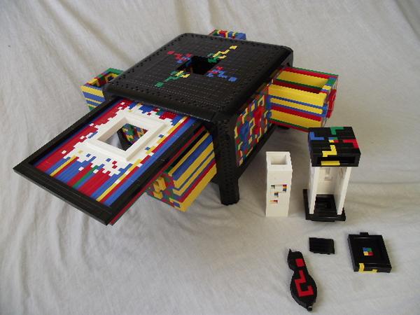 Lego mystery box