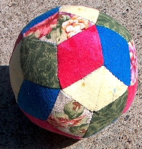 Math Monday: Quilted Geometric Spheres