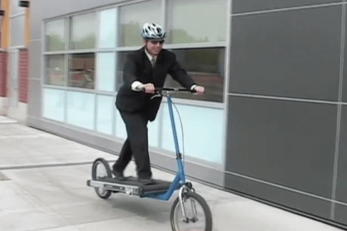 Maker Channel 105 – Treadmill Bike, Robostool, Foundry, Death Ray