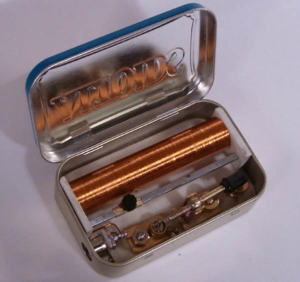Makey Awards 2012 Nominee 01: Altoids Tin, Most Hackable Gadget