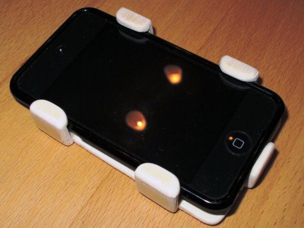 DIY Smartphone Car Mount